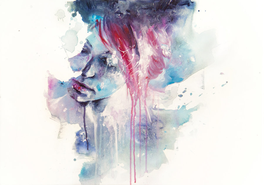 Watercolors by Agnes Cecile: agnes_cecile_12_20120307_1867778476.jpg