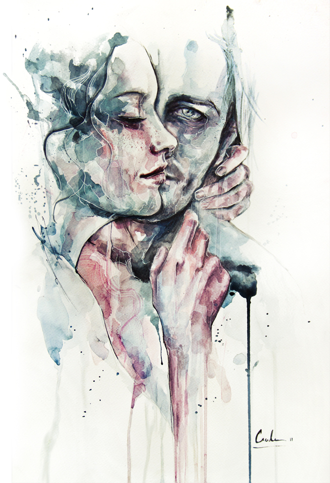 Watercolors by Agnes Cecile: agnes_cecile_2_20120307_1545169710.jpg