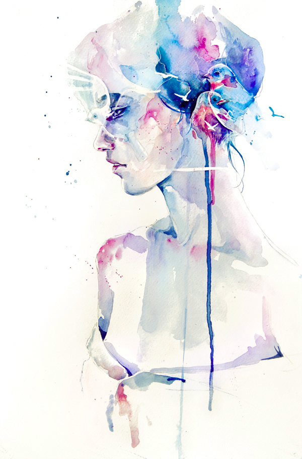 Watercolors by Agnes Cecile: agnes_cecile_3_20120307_1444117539.jpg