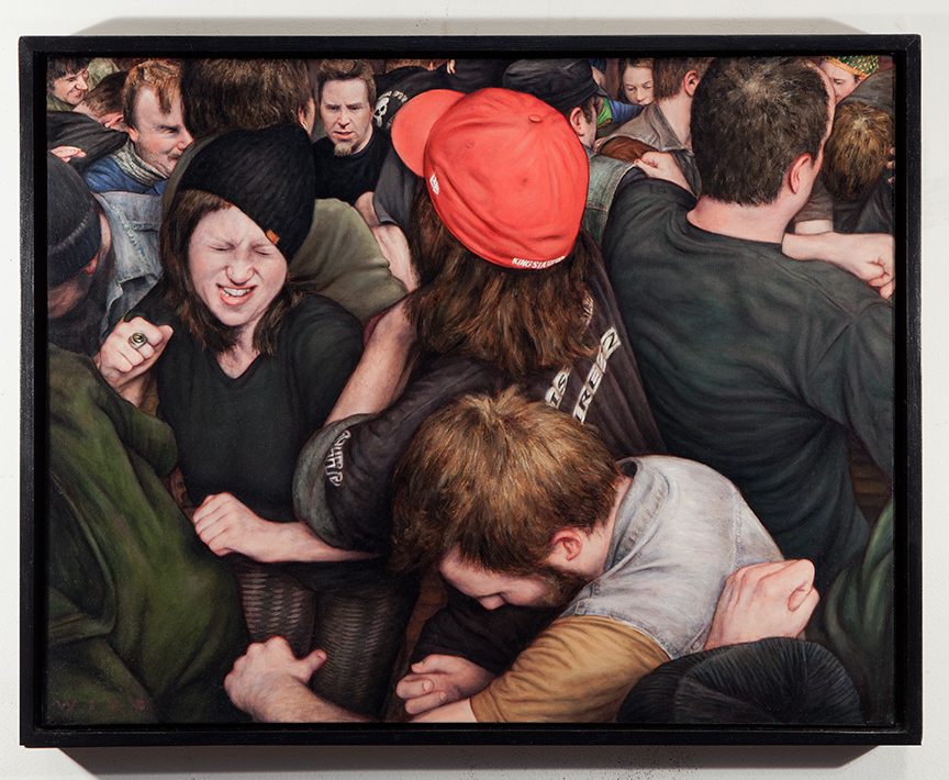Dan Witz's Mosh Pit Paintings: 70-commercial-small-flat-copy.jpg