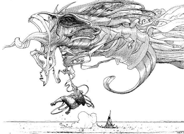 Black and White Drawings by Moebius: moebius_black_and_whites_13_20120312_2045642225.jpg