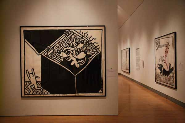 Preview: Keith Haring 1978—1982 @ Brooklyn Museum: haring_1978_14_20120314_1024500714.jpg