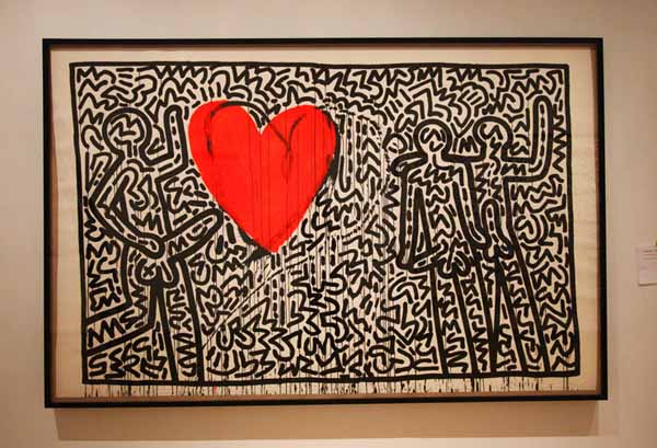 Preview: Keith Haring 1978—1982 @ Brooklyn Museum: haring_1978_16_20120314_1760742839.jpg