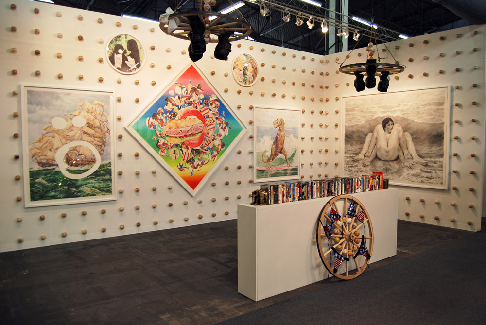 "Photos: Eric Yahnker ""Party Sub/Sub Party"" @ The Armory Show: eric_yahnker_party_sub_4_20120316_1105236622.jpg"