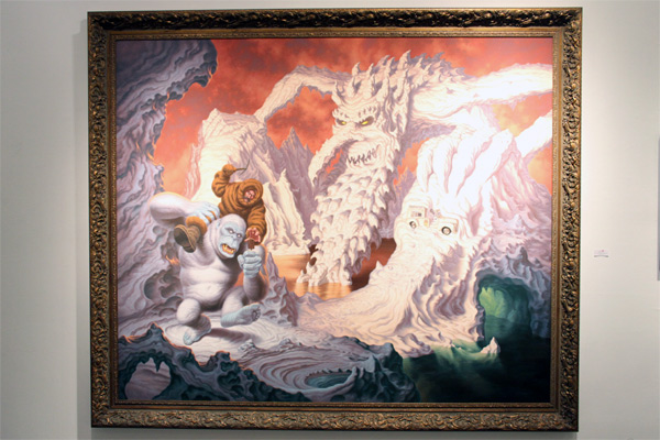 In L.A.: Todd Schorr @ Merry Karnowsky Gallery: schorr_opening_merry_k_gallery_16_20120319_1648415129.jpg