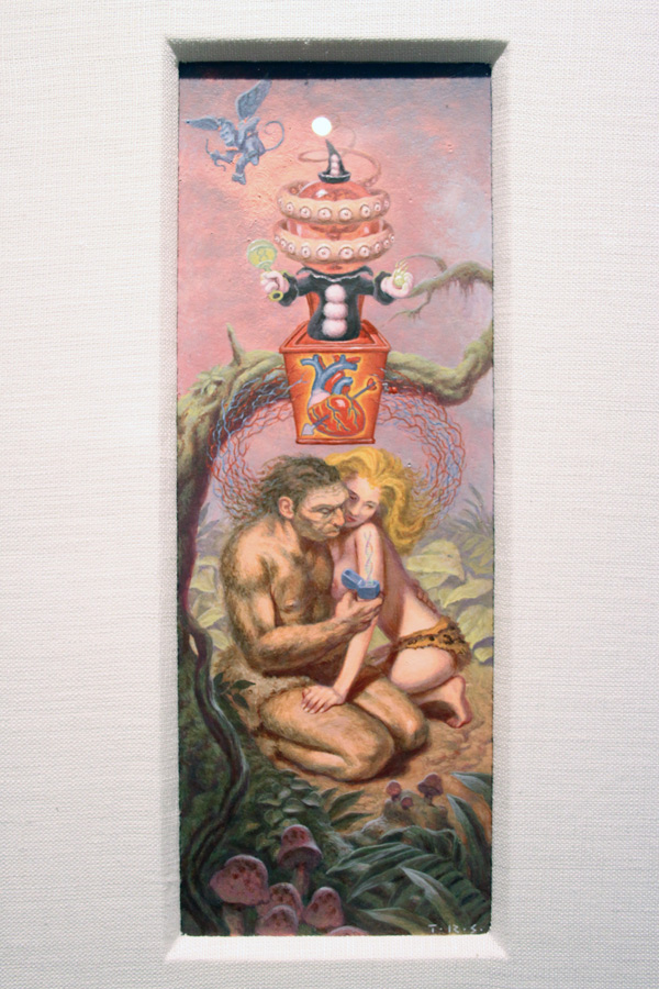 In L.A.: Todd Schorr @ Merry Karnowsky Gallery: schorr_opening_merry_k_gallery_26_20120319_1483849214.jpg