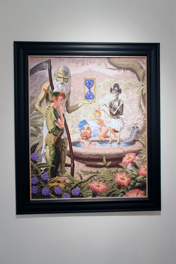 In L.A.: Todd Schorr @ Merry Karnowsky Gallery: schorr_opening_merry_k_gallery_52_20120319_1120305676.jpg
