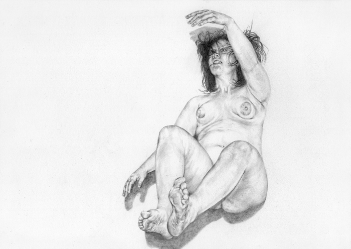 The Work of Chelsey Tyler Wood: 07_Motion Drawing 2_22in x 20in_graphite on paper_2009.jpg