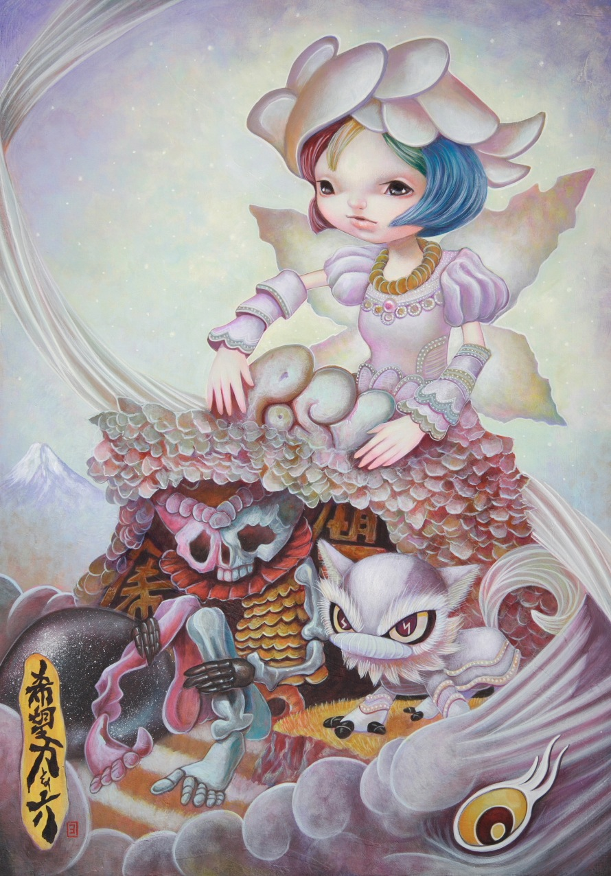 "Preview: Yosuke Ueno ""The Specific Illusion"" @ Thinkspace, Culver City: yosuke_ueno_11_20120322_1145777373.jpg"