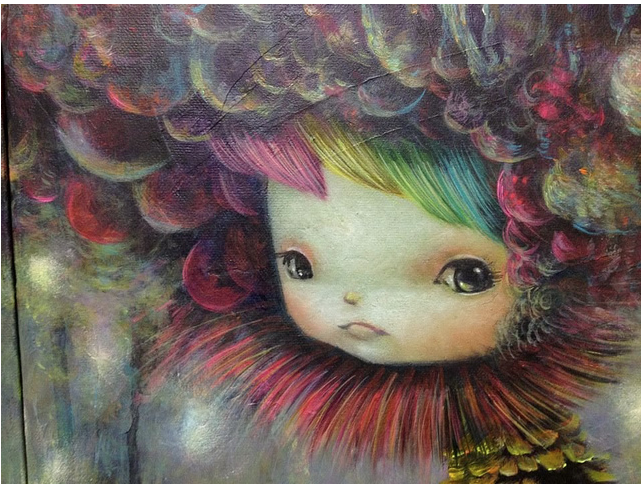 "Preview: Yosuke Ueno ""The Specific Illusion"" @ Thinkspace, Culver City: yosuke_ueno_13_20120322_1970594537.png"