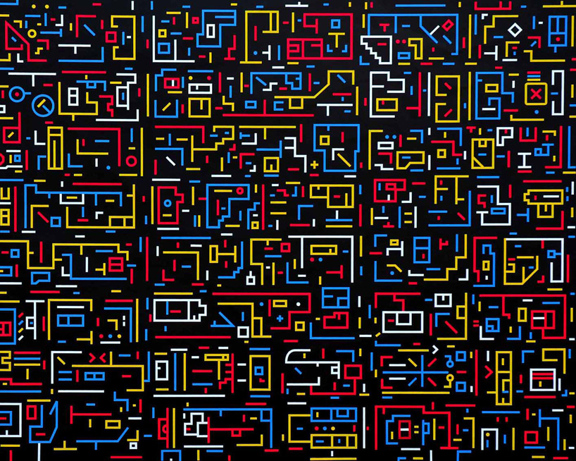 City DNA Paintings by Lu Xinjian: city_dna_17_20120326_1680902098.jpg