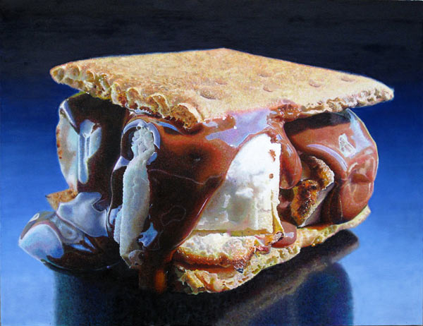 Photorealistic Food Paintings by Mary Ellen Johnson: mary_ellen_johnson_22_20120408_1489975731.jpg