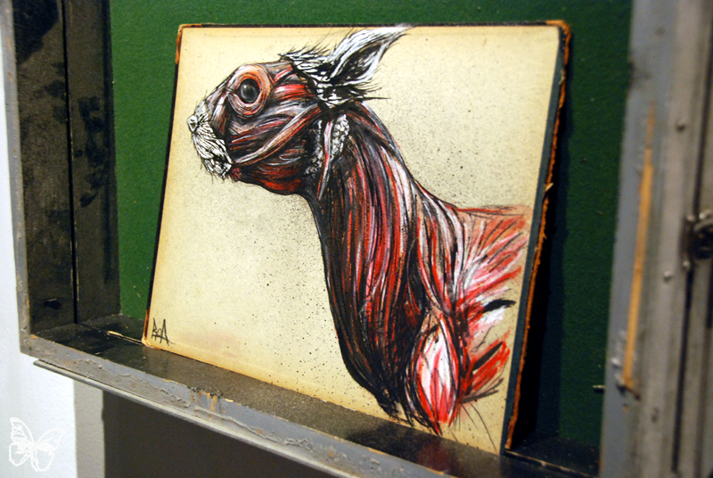 "Opening: ROA ""Hypnagogia"" @ Stolenspace, London: roa_at_stolenspace_4_20120420_1523529655.jpg"