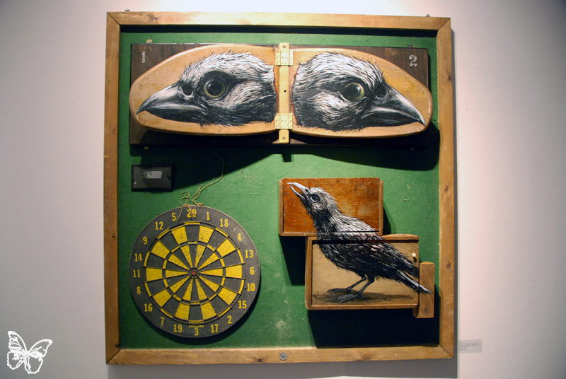 "Opening: ROA ""Hypnagogia"" @ Stolenspace, London: roa_at_stolenspace_5_20120420_1283894169.jpg"
