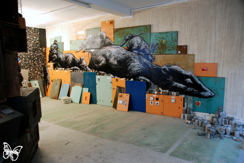 "Opening: ROA ""Hypnagogia"" @ Stolenspace, London: roa_at_stolenspace_8_20120420_1968274762.jpg"