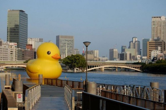 The Giant Rubber Duckie by Florentijn Hofman: rubber_duck_4_20120425_2097229328.jpg