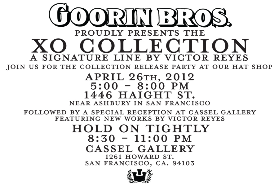 Goorin Bros XO Collection by Victor Reyes: the_xo_collection_by_victor_reyes_1_20120426_2084446310.jpg