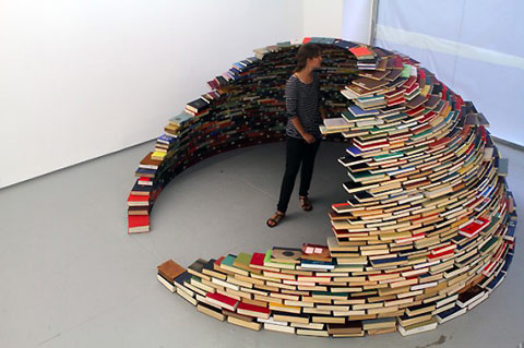 The Book Igloo by Colombia's Miler Lagos: book_igloo_1_20120430_2059823924.jpg