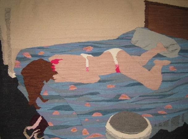 Hand Woven Erotica by Erin M. Riley: erin_riley_new_works_11_20120502_1462388166.jpg