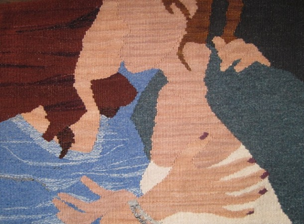 Hand Woven Erotica by Erin M. Riley: erin_riley_new_works_25_20120502_1779207090.jpg
