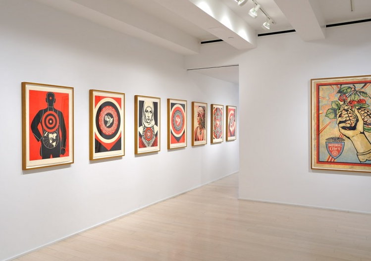 "Shepard Fairey ""Harmony & Discord"" @ Pace Prints, NYC: shepard_fairey_pace_prints_13_20120505_1392846812.png"