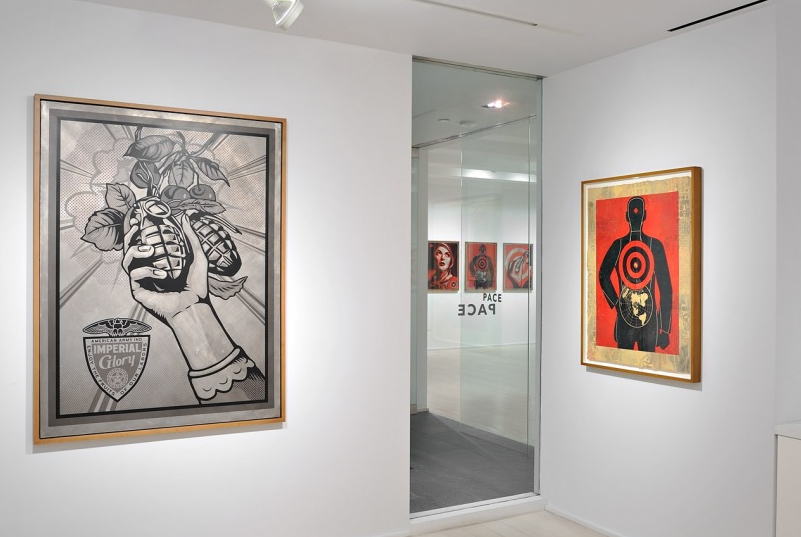 "Shepard Fairey ""Harmony & Discord"" @ Pace Prints, NYC: shepard_fairey_pace_prints_15_20120505_1973486475.png"