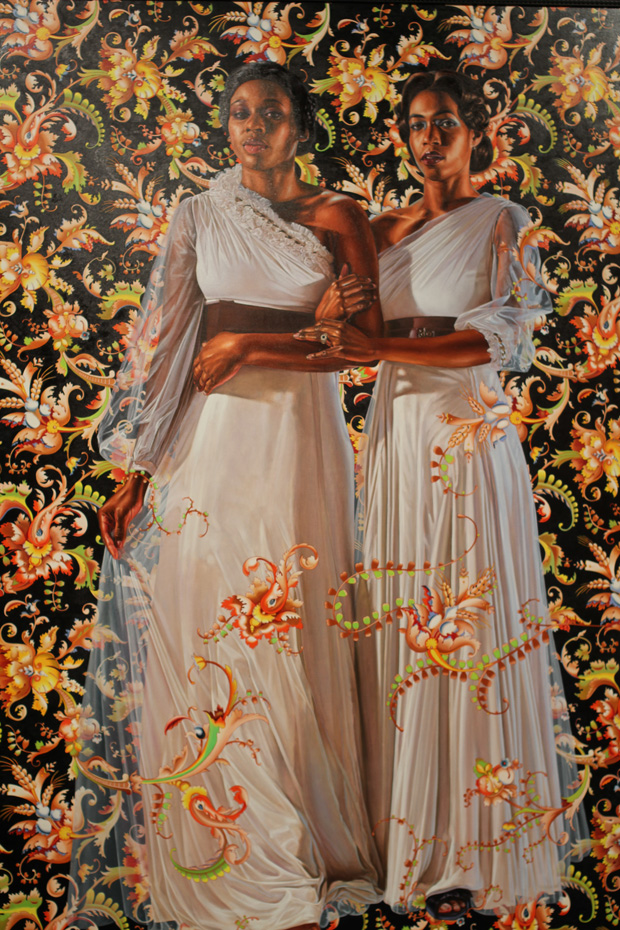 "Opening: Kehinde Wiley ""An Economy of Grace"" @ Sean Kelly Gallery, NYC: kehinde_wiley_sean_kelly_12_20120507_1264017918.jpg"
