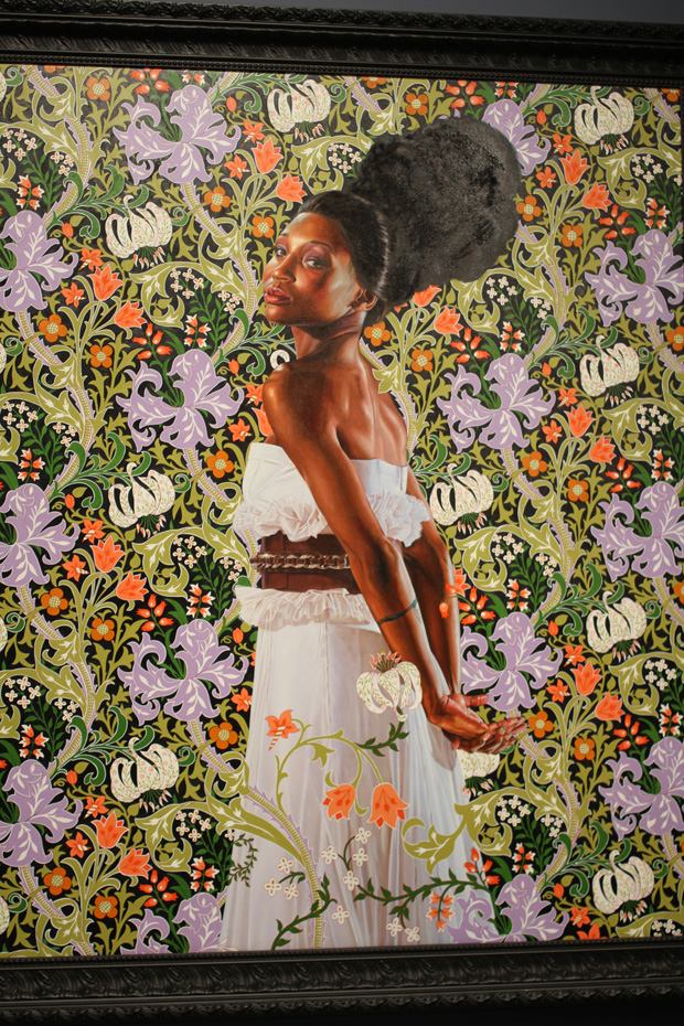 "Opening: Kehinde Wiley ""An Economy of Grace"" @ Sean Kelly Gallery, NYC: kehinde_wiley_sean_kelly_16_20120507_1839198217.jpg"