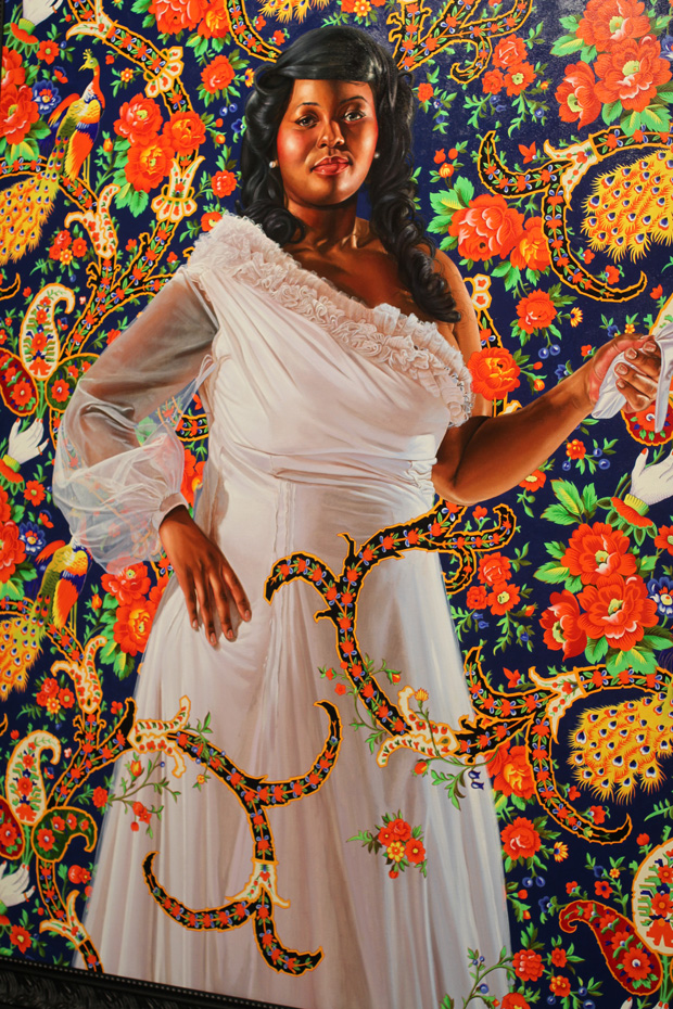 "Opening: Kehinde Wiley ""An Economy of Grace"" @ Sean Kelly Gallery, NYC: kehinde_wiley_sean_kelly_18_20120507_1560992410.jpg"