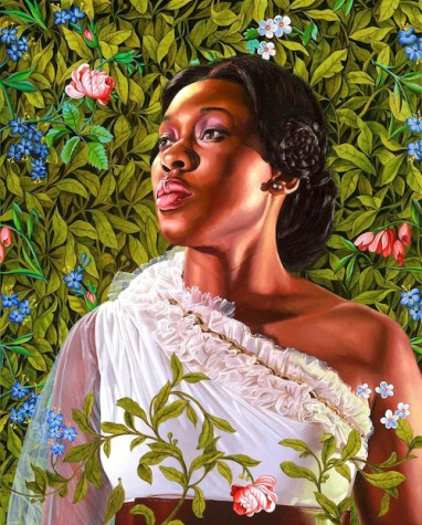 "Opening: Kehinde Wiley ""An Economy of Grace"" @ Sean Kelly Gallery, NYC: kehinde_wiley_sean_kelly_19_20120507_1014871047.jpg"