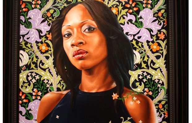 "Opening: Kehinde Wiley ""An Economy of Grace"" @ Sean Kelly Gallery, NYC: kehinde_wiley_sean_kelly_1_20120507_1671367954.jpg"