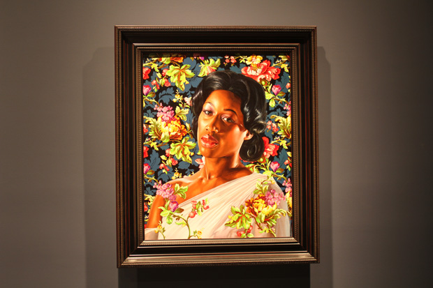 "Opening: Kehinde Wiley ""An Economy of Grace"" @ Sean Kelly Gallery, NYC: kehinde_wiley_sean_kelly_4_20120507_1002506933.jpg"