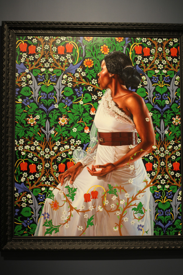 "Opening: Kehinde Wiley ""An Economy of Grace"" @ Sean Kelly Gallery, NYC: kehinde_wiley_sean_kelly_7_20120507_1565661016.jpg"