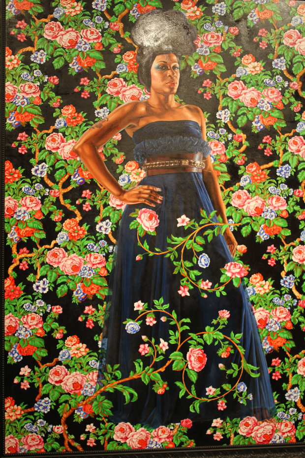 "Opening: Kehinde Wiley ""An Economy of Grace"" @ Sean Kelly Gallery, NYC: kehinde_wiley_sean_kelly_9_20120507_1328567331.jpg"