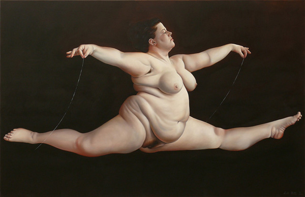 Portraits of Size: Paintings by Lilli Hill (NSFW): lilli_hill_1_20120507_1559585813.jpg
