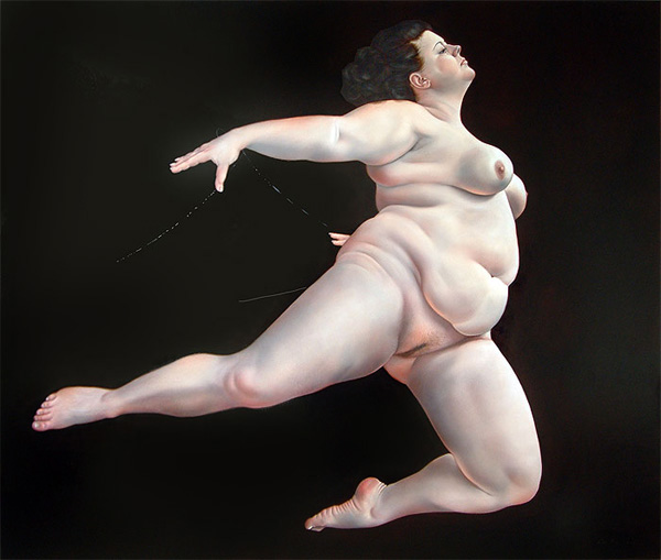 Portraits of Size: Paintings by Lilli Hill (NSFW): lilli_hill_7_20120507_1350887810.jpg