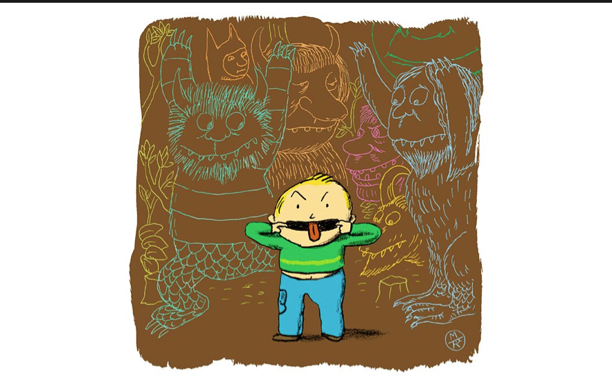 Thanks, Maurice: Artists for Maurice Sendak: sendak_tributes_1_20120515_1997238351.png