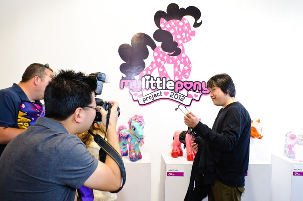 Recap: My Little Pony @ Toy Art Gallery, Los Angeles: my_little_pony_recap_118_20120517_1142173413.jpg