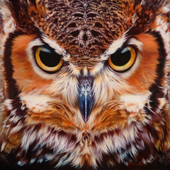 Airbrushed Animals by Eyan Higgins Jones: Juxtapoz-Airbrush000.png