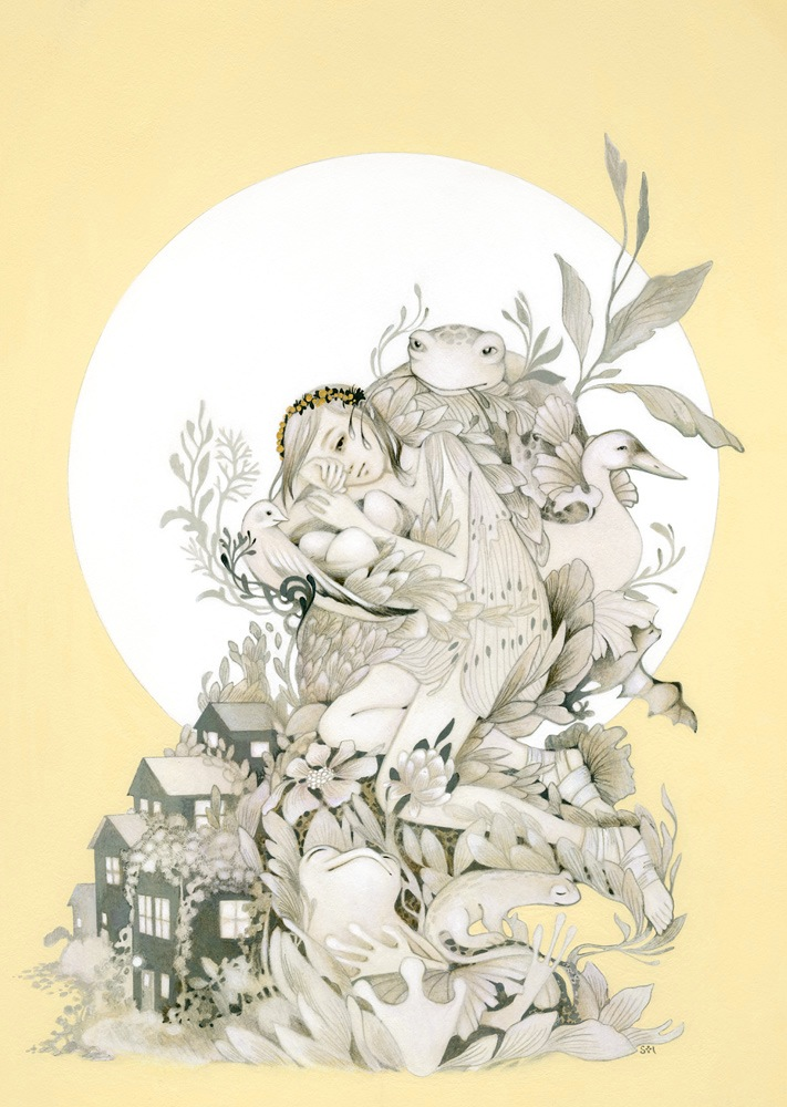 "Preview: ""Wild At Heart"" Group Show @ Thinkspace Gallery: wild_at_heart_10_20120522_1682652788.jpg"