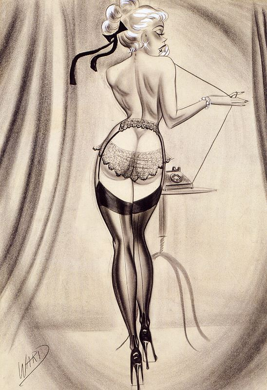Bill Ward's Classic Erotic Pin-UPs: billward_erotica_12_20120523_1813557133.jpeg