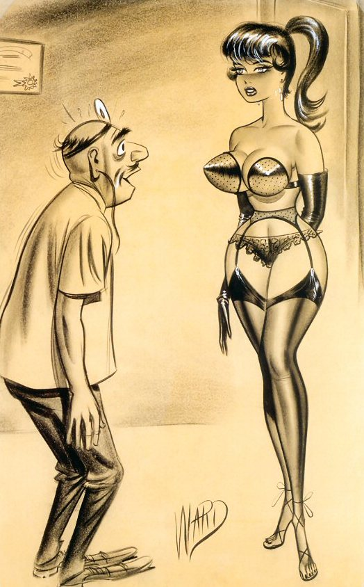 Bill Ward's Classic Erotic Pin-UPs: billward_erotica_6_20120523_1266791071.jpeg