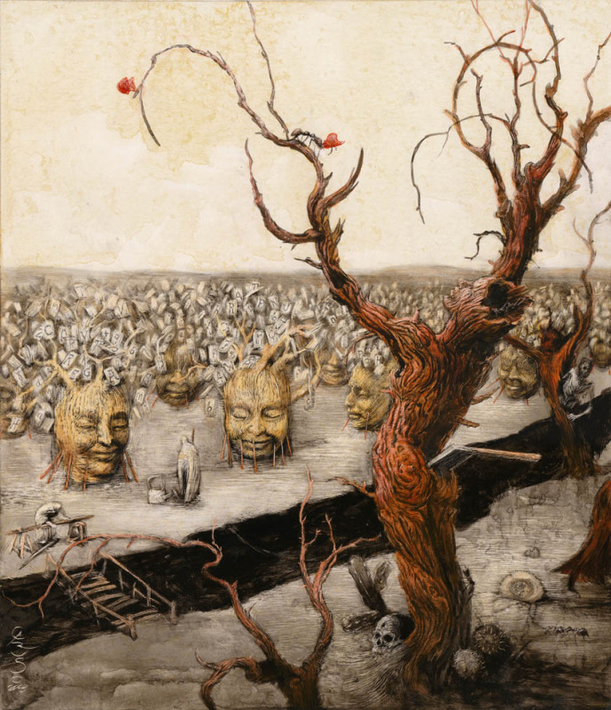 The Work of Argentina's Santiago Caruso: 3418241_orig.jpg