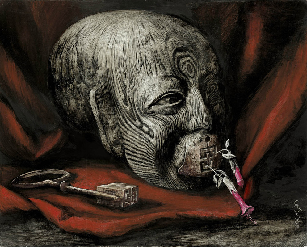 The Work of Argentina's Santiago Caruso: 4062944_orig.jpg