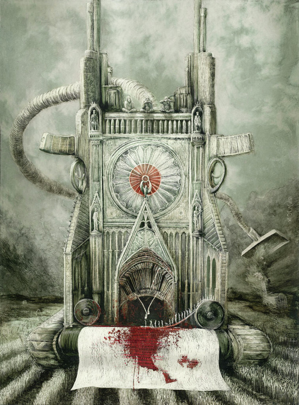 The Work of Argentina's Santiago Caruso: 4420197_orig.jpg