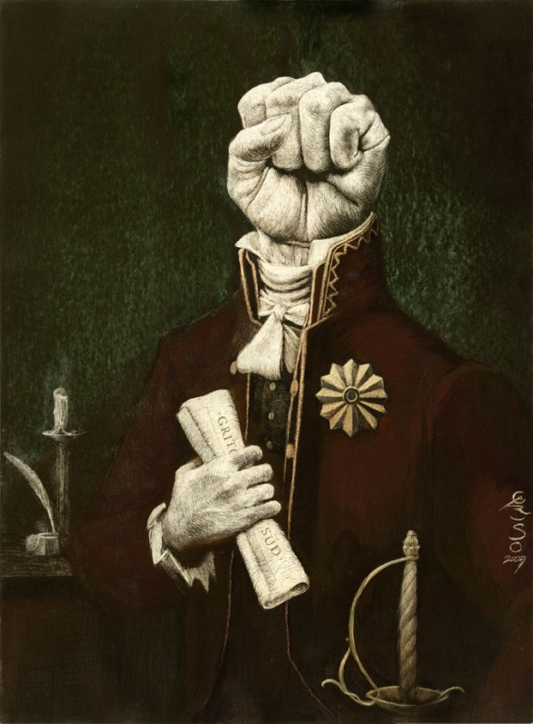 The Work of Argentina's Santiago Caruso: 5287774_orig.jpg
