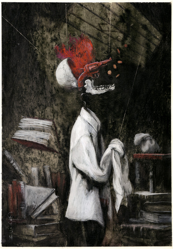 The Work of Argentina's Santiago Caruso: 8058712_orig.jpg