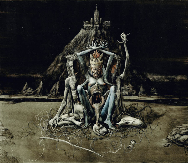 The Work of Argentina's Santiago Caruso: 8506258.jpg