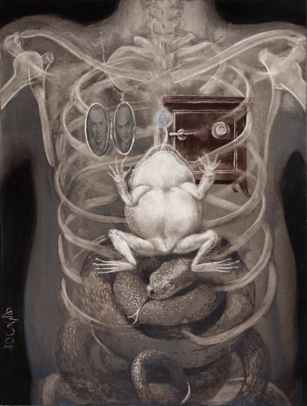 The Work of Argentina's Santiago Caruso: 9660980_orig.jpg
