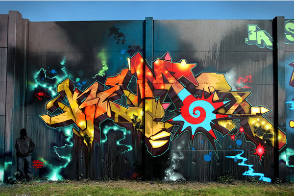 Top 20 Graffiti Artists To Know Right Now: 04.jpg